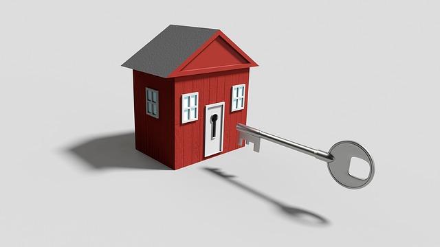 domek na klíč