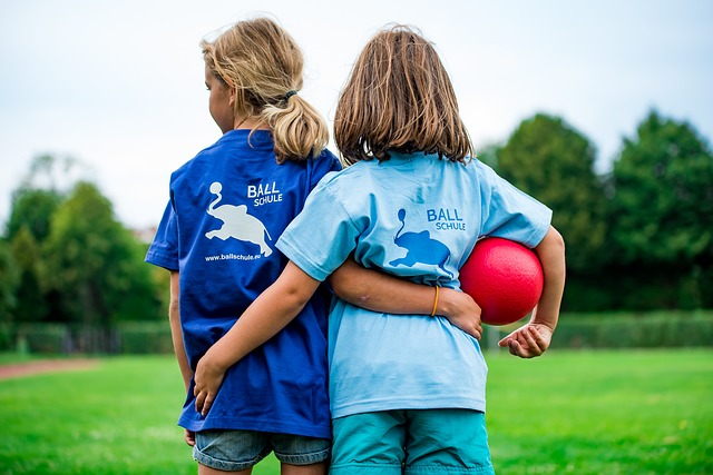 mladé sportovkyně