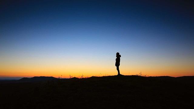 samota a klid