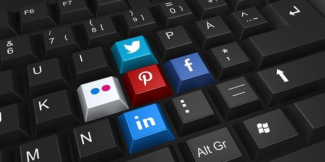 sítě na klávesnici