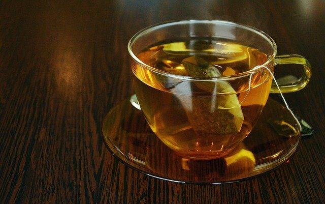 sáčkový čaj