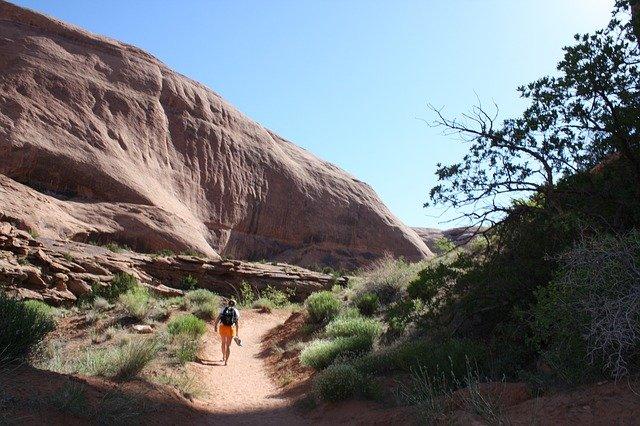 red rock národní park