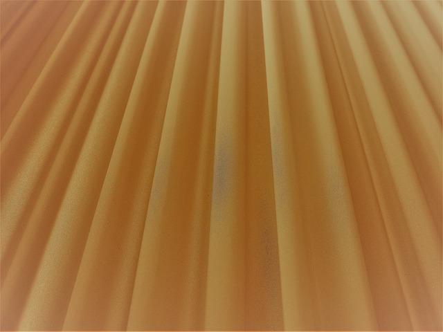 Oranžová tkanina-nylon